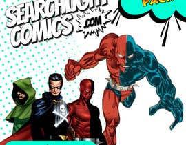#45 dla Comic Book Package Cover Design przez Becreaive