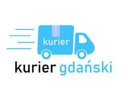 #3 dla Logo for local delivery company - kuriergdanski przez aymanema
