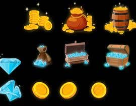 #15 dla Create several Vector icons for Mobile games przez BerikUnity