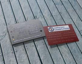 #57 dla Redesign a business card przez shebazanwer