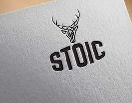 """#3 dla I'm looking to incorporate a stag or any animal into the logo of my """"stoic"""" designs. The company thestoicproject is for men's mental health awareness. przez mohammodkoushik8"""