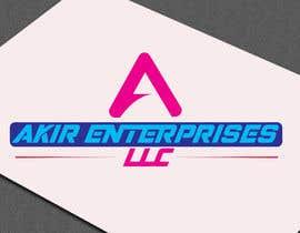 #25 dla Akir Enterprises LLC przez mnkamal345