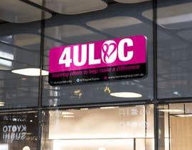 """#452 dla Design a logo """"4ULOC Foundation"""" przez bhuiyanatik9"""