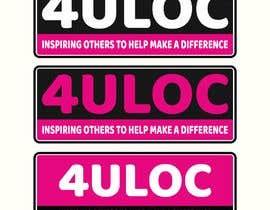"""#451 dla Design a logo """"4ULOC Foundation"""" przez khaledhassan7894"""