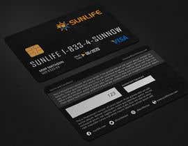#9 dla Business Card designed to look like a credit card przez rabbim666