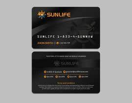 #24 dla Business Card designed to look like a credit card przez shazal97