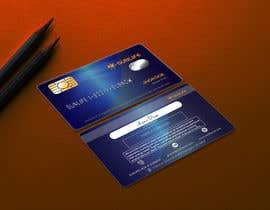 #19 dla Business Card designed to look like a credit card przez sujitguho42