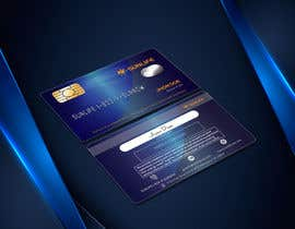 #21 dla Business Card designed to look like a credit card przez sujitguho42