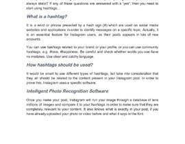 #16 dla Write a business article przez AgustinaDiazP