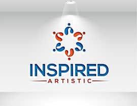#77 dla Inspired  artistic logo przez kishanalif