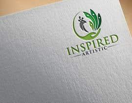 #116 dla Inspired  artistic logo przez kishanalif