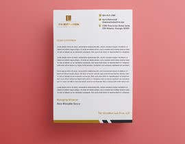 #33 dla Need Letterhead for my Law Firm przez FreelancerAnis