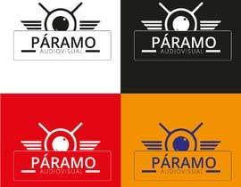 #40 dla logotipo Páramo Audiovisual przez luisporterof