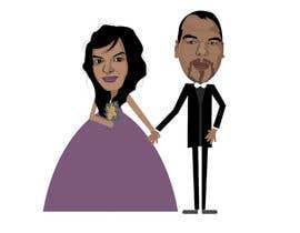 #7 dla Create cartoon characters of my wife and myselfe przez DesignerBU