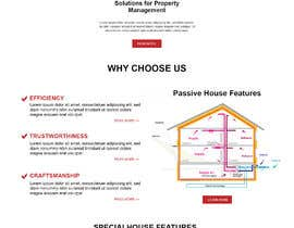 #8 para Build a real estate sales website with 3D interactivity de carmelomarquises