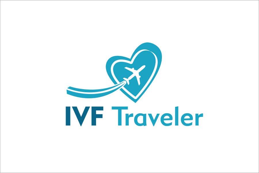 Contest Entry #                                        6                                      for                                         Logo Design for IVF Traveler