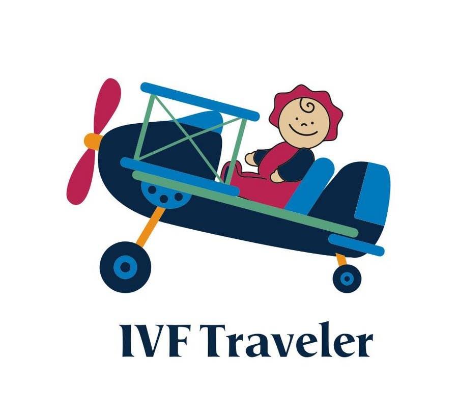 Contest Entry #17 for Logo Design for IVF Traveler