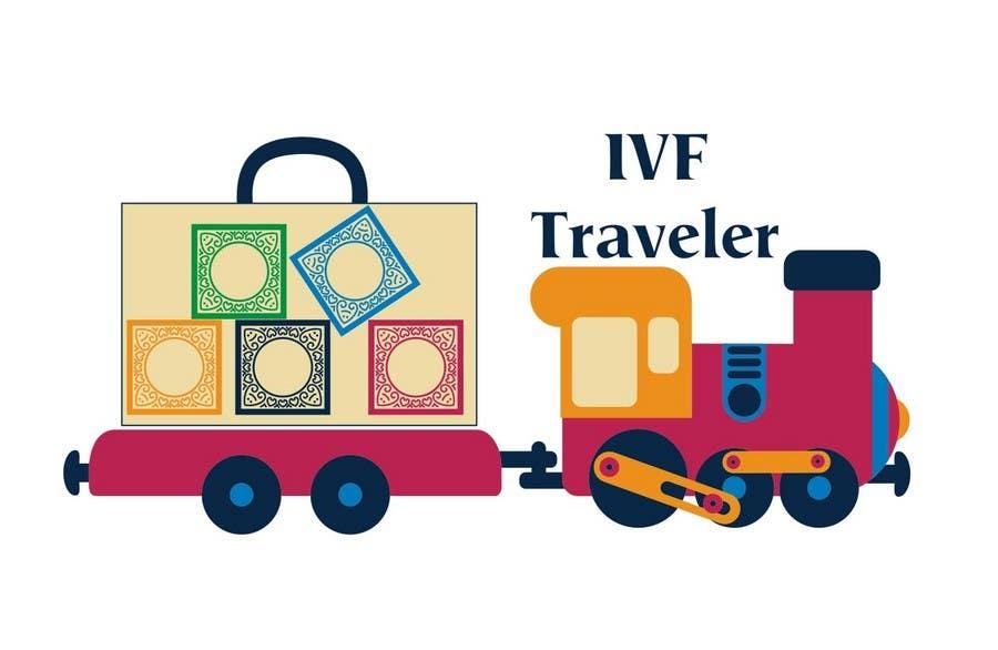 Contest Entry #15 for Logo Design for IVF Traveler