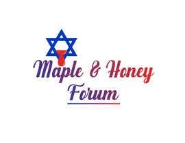 #24 dla Logo Design - The Maple & Honey Forum przez Jennygujjar