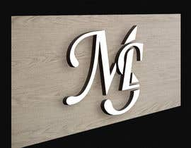 #34 para Design a monogram logo de meherat