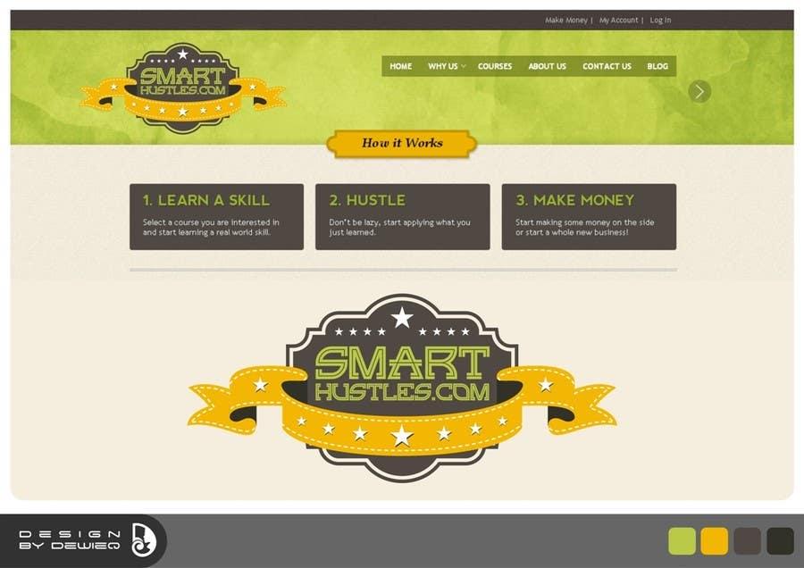 Inscrição nº                                         12                                      do Concurso para                                         Logo Design for SmartHustles.com