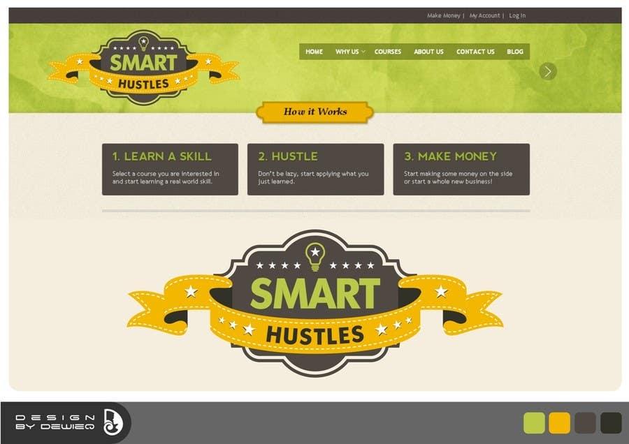 Inscrição nº                                         17                                      do Concurso para                                         Logo Design for SmartHustles.com