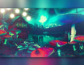 #34 para Original Fantasy/Psychedelic Landscape Art for Posters and Tapestry de VERISPARK0INC