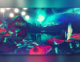 #35 para Original Fantasy/Psychedelic Landscape Art for Posters and Tapestry de VERISPARK0INC