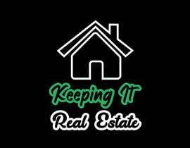 #86 para Simple Teal estate T shirt design de rha5a642bf298db9