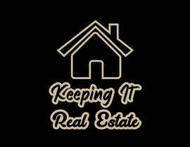 #89 para Simple Teal estate T shirt design de rha5a642bf298db9