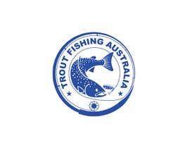 #81 para Logo for Trout Fishing Australia de jamandesigner