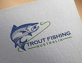 #31 para Logo for Trout Fishing Australia de mbhuiyan389