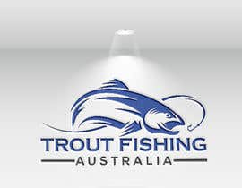 #33 para Logo for Trout Fishing Australia de mbhuiyan389