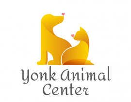 "#92 para Logo for ""YORK Animal Center"" de AlanChauhan"