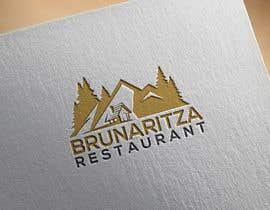 #118 para Design a logo for a restaurant in the mountains de khinoorbagom545