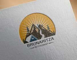 #285 para Design a logo for a restaurant in the mountains de skrprohallad84