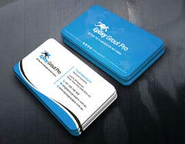 #165 para Business card design de Heartbd5