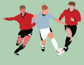 #2 para Vector style Premier League football poster de Mahadikhan17