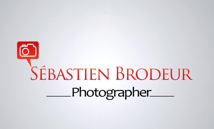 Proposition n°83 du concours Logo Design for a photographer website