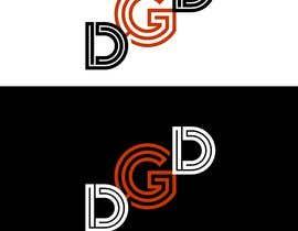 #165 para Logo with my initials de gbeke