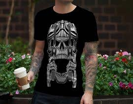#39 para Design T.shirt for zombie character de shihabchowdhury0