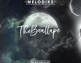 "#4 para Album Cover Art for ""Melodiks: The Beat Tape"" de AdamSchwartzz"