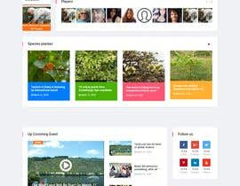 #51 for Design page by dreamtouchtanbir