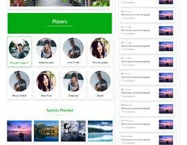 #113 for Design page by rifatuddin1216