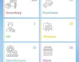 #5 para Internal App UI Design de doomshellsl