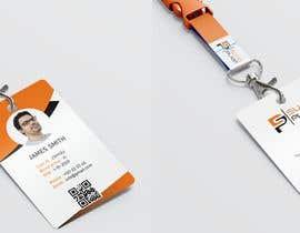 #104 untuk Design an minimalistic ID Card oleh shiblee10