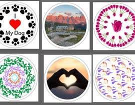 #12 para I need 5-6 design PNG to be printed on popsocket de KateWolfDesigner
