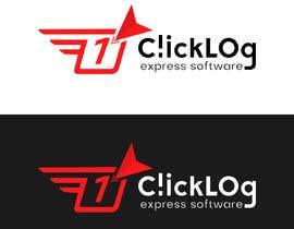 #77 para Logo for 1ClickLog de husainarchitect