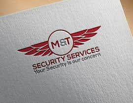 #46 para M&T Security Services Logo design de slavlusheikh