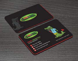 #347 for business card by tanvirhaque2007